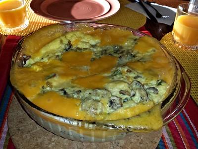 Omelette, home made  05/02/15