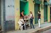 130308 - 3105 Breakfast Street Vendor - Old City, Panama