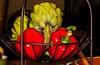 100418 - 0071 Aritichokes & Sweet Peppers - Nashville, TN
