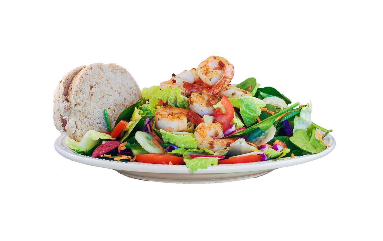 Shrimp salad Final