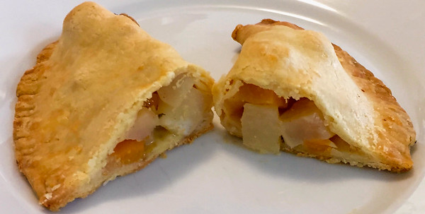 Root Vegetable Pasty