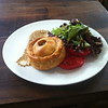 Raised Pork Pie Plated