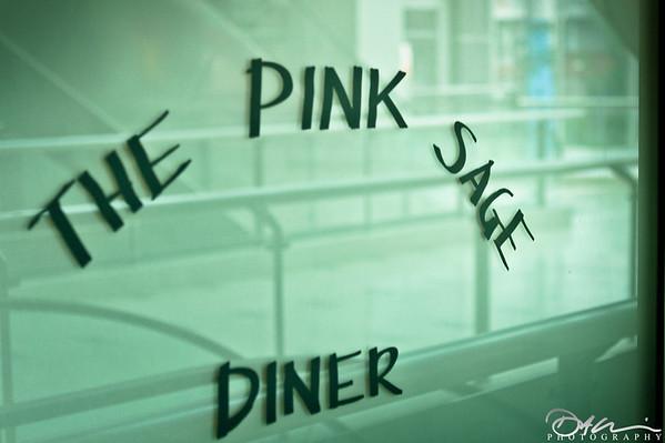 The Pink Sage Diner @ Solaris Dutamas