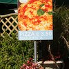 only 3.50 for a pizza at this place on Ischia!  cheap!!!