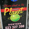 just like in Toy Story - Pizza Planet!!  This is in Zadar, Croatia.