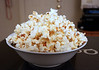 Popcorn and a movie!