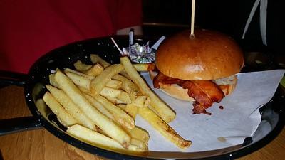 Smoked Bacon Belly Bun