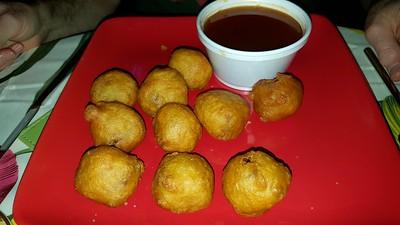 Sweet & Sour Pork Balls