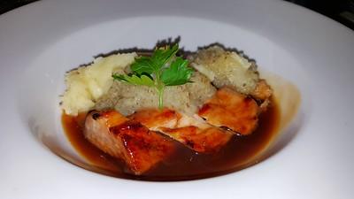 Honey Glazed Pork Loin