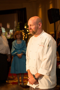 CHEF CHRIS LUSK, Chef du Cuisine at Restaurant R'evolution, New Orleans LA