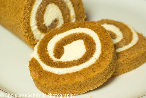 pumpkin -roll