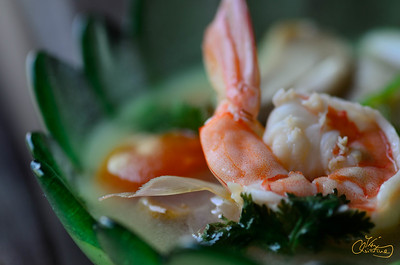 Thai Coconut Prawn Soup