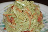 Creamy coleslaw - with no mayo!