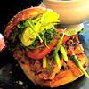 Sandwich, Café Lucienne, Harlem