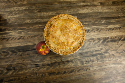 """Easy as Pie"" Peach Pie"