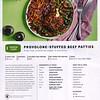 Provolone-stuffed Beef Patties- 01