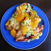 Grilled Mandarin Chicken