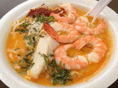 Roxy Laksa - Lagoon Foodcourt, Singapore