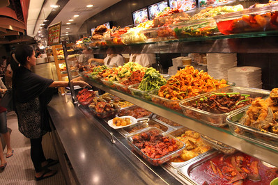 Rasapura Masters Food Court - Marina Bay - Singapore