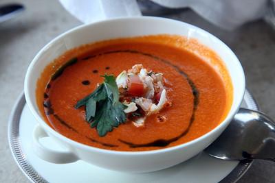Tomato Soup - Nusa Dua - Bali
