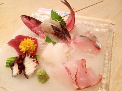 Sashimi - Miyakojima, Japan