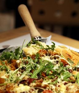 Skinny Pizza - Raffles City - Singapore