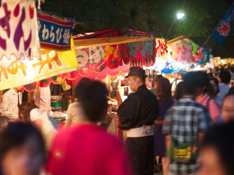 Shimogamo Shrine Mitarai festival