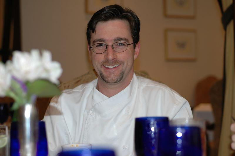 Executive Chef Jason Cunningham