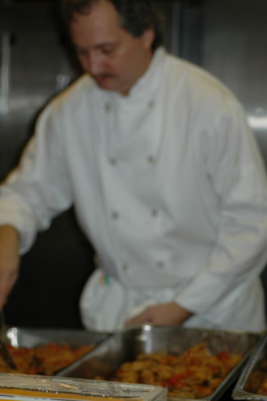 Chef Robert Adams