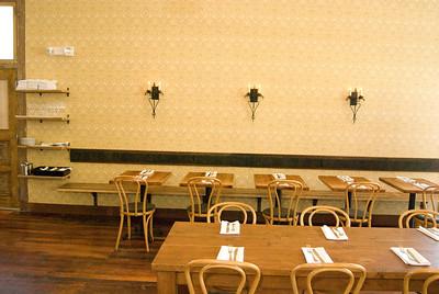 Heirloom Cafe Opening