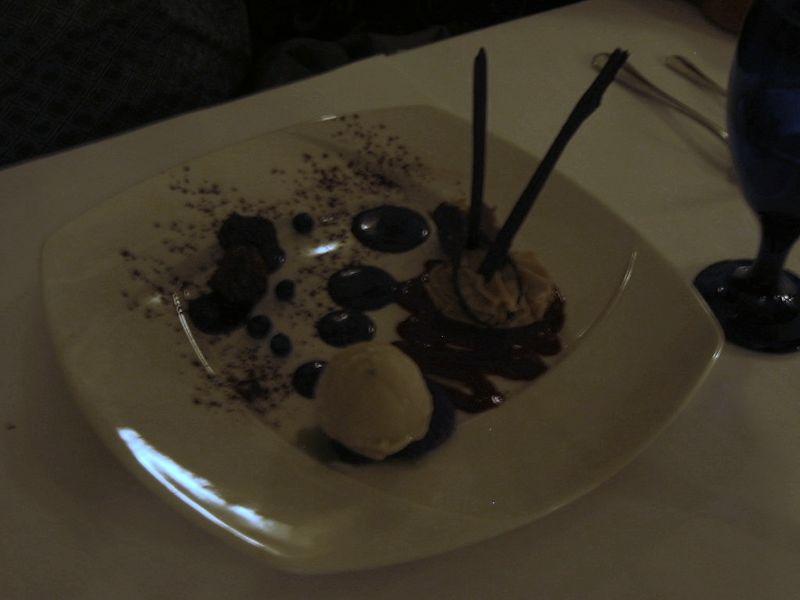Chocolate lover's dessert profile