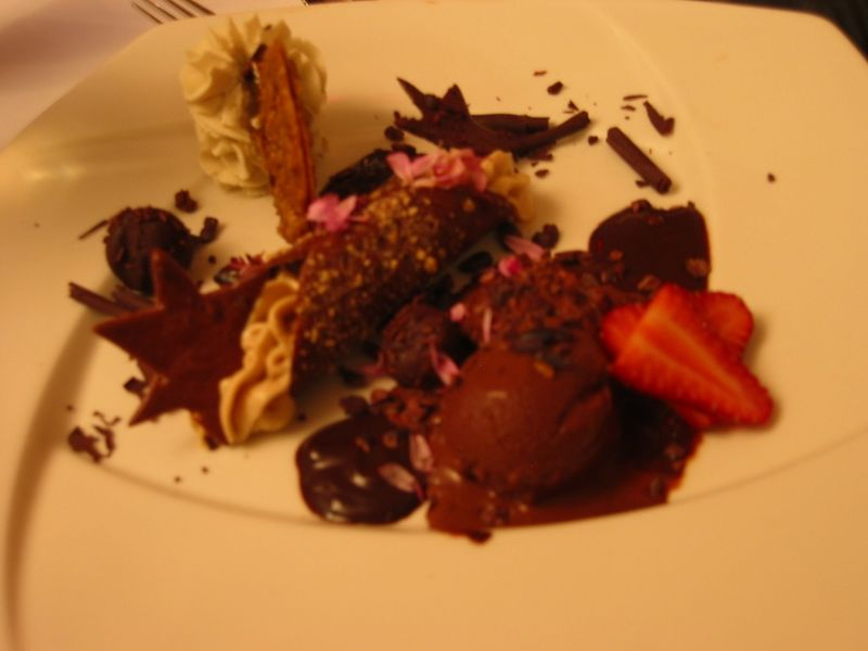 Dessert - Chocolate Lover's
