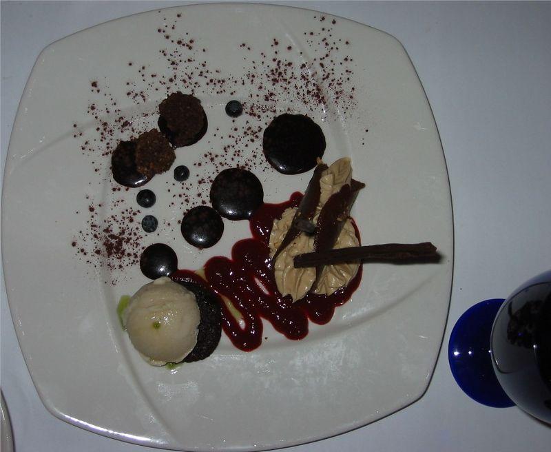 Chocolate lover's dessert 2