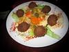 20090308 Falafel, Nagila Moroccan Restrnt - Wilmington NC