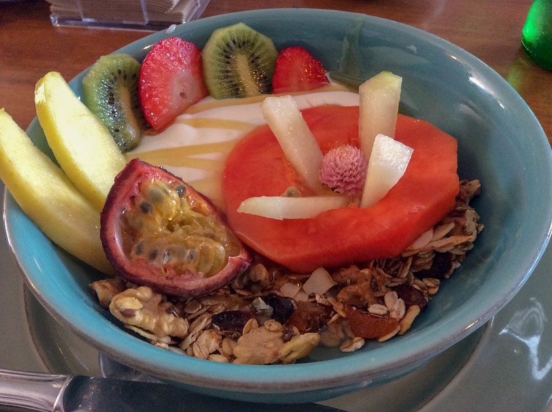 Fruit Bowl from Negra Cafe