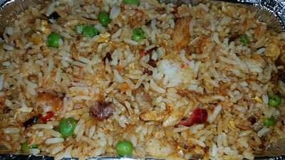 Thai Style Fried Rice