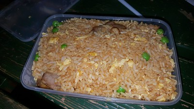 Shredded Duck Fried Rice