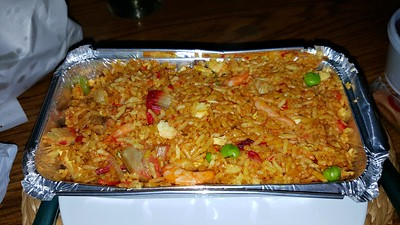 Singapore Fried Rice,