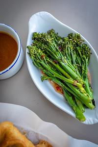 Broccoli in Chilli Sauce