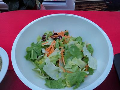 Homemade Salad  06/08/11