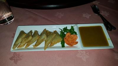 Chinese Samosas