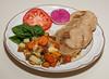 00aFavorite 20121130 Field Roast Hazelnut Cranberry Roast En Croute dinner (2101)