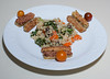 00aFavorite 20200821 (2006) Quinoa w apricot and vegetables, tempeh