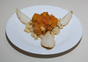 00aFavorite 20151109 Pumpkin Stew atop Quinoa Noodles w Pear (Almost  No Added Fat, Gluten-Free) (2000)