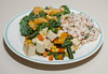00aFavorite 20160317 Vegan Daiya Cheezy Mac, Tofu and Vegetables, Massaged Kale-Citrus Salad (for kiddo and me) (2024)