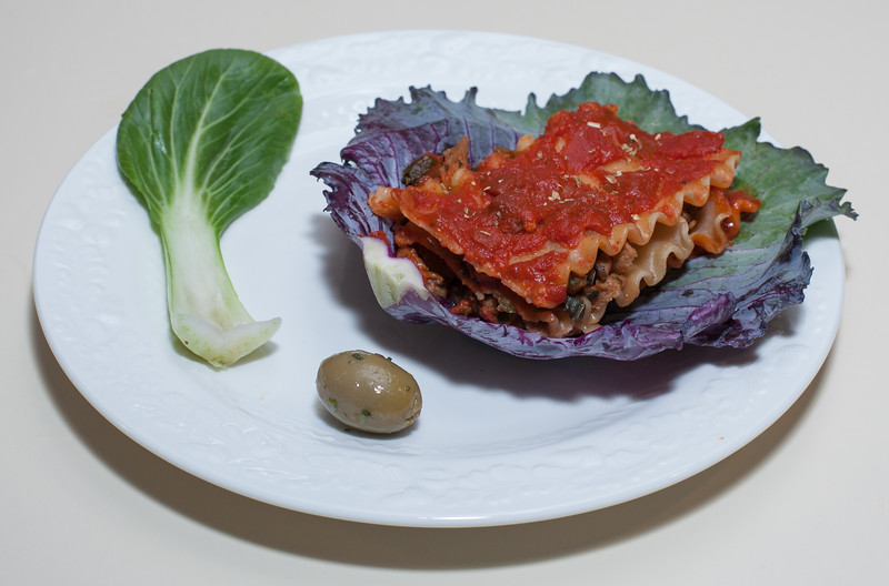 00aFavorite 20150713 Spinach, Seitan, and Mushroom Rice Lasagna (2109)