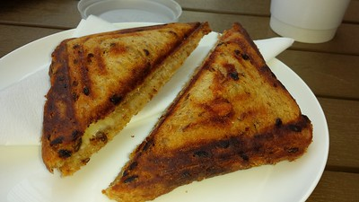 Cheese Toasted Sandwich