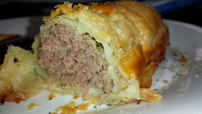 Gourmet Sausage Roll