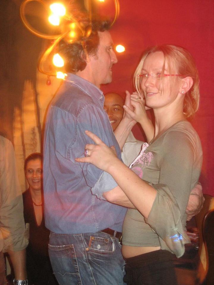 Jeffrey and Petra