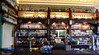 The Taychreggan Hotel bar in Dundee featuring over 450 different whiskys